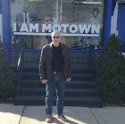 Dave Flay at Hitsville USA